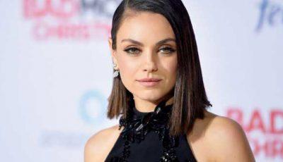 Mila Kunis are un nou look