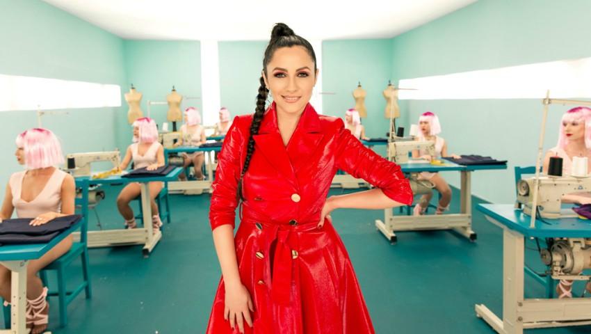 Foto: Video!!! Andra a lansat un nou single și videoclipul acestuia