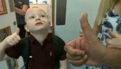 Un copil din Marea Britanie a primit cinci organe în timpul unui singur trasnplant