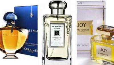 11 parfumuri care au rezistat în timp! Vezi care sunt acestea