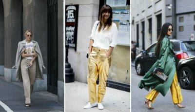 Modele de pantaloni care se poartă în 2018!