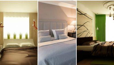 25 de idei fascinante pentru designul dormitorului tău