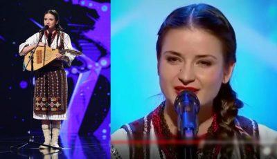 Stela Botez a cucerit inimile spectatorilor cu un moment autentic pur românesc!