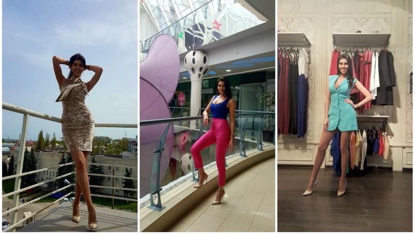 Laura Vetty, splendidă și atrăgătoare în ținutele brandului Nikita Rinadi