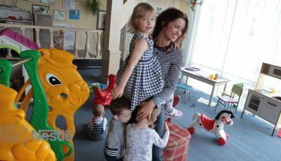 Fosta Miss Moldova, Ina Chișlaru, este mamă a 3 copii!