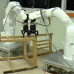 Foto: În pas cu tehnologiile moderne! Roboții au învățat să asambleze mobilier de la IKEA