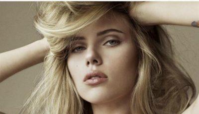 Scarlett Johansson și-a făcut schimbare de look! Vezi pentru ce nuanță de păr a optat actrița