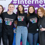 Foto: Proiectul #InternetFărăGriji a fost lansat cu succes