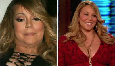 Mariah Carey e mai slabă ca niciodată. Cum arată acum?
