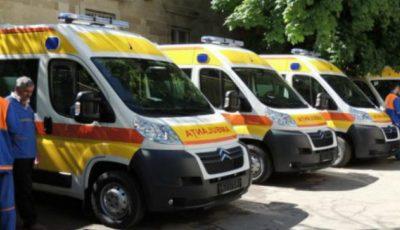 Ambulanțe noi pentru serviciul de Asistență Medicală Urgentă au ajuns în țară