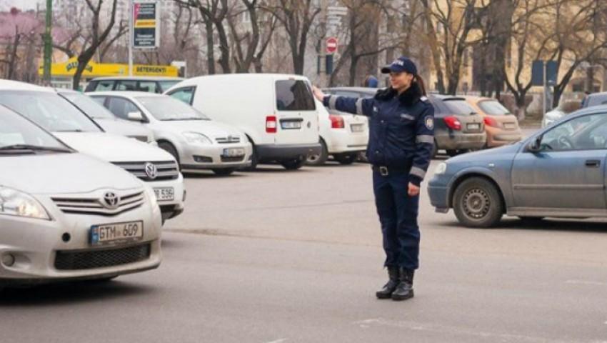 Foto: Atenție șoferi! Trafic suspendat pe mai multe străzi din Capitală
