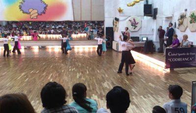 """Clubul de dans sportiv """"Codreanca"""" a împlinit 45 de ani de activitate"""