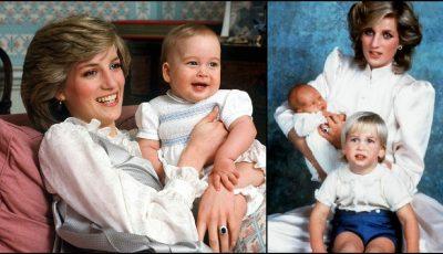 Prințesa Diana a schimbat radical modul în care femeile aduceau pe lume copii la casa regală