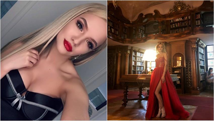 """Foto: Lidia Cebotari este moldoveanca aleasă să reprezinte țara la competiția ,,Miss Culture Tourism 2018""""!"""