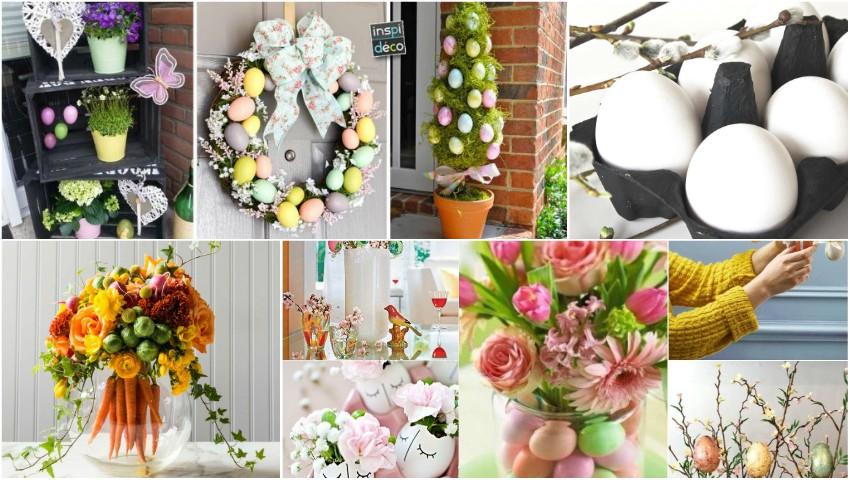 Foto: Cum să îți decorezi casa de Paște. Idei care te vor fascina!