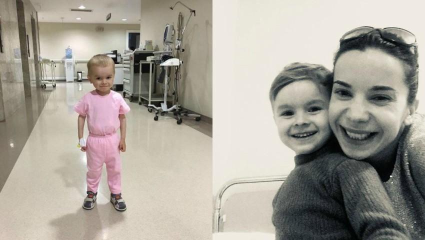 Apel la ajutor! Familia lui Marius, băiețelul cu arsură la esofag, are nevoie de o locuință
