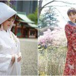 Foto: Moldoveanca Elena Iovu s-a măritat în Japonia. Imagini de la nuntă