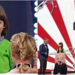 """Foto: Are 5 ani, dar e deja stilist! Un băiețel din Chișinău a făcut furori la show-ul ,,Круче всех"""" din Ucraina"""
