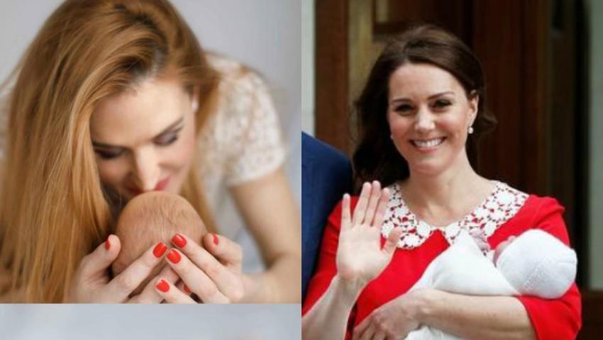 Foto: Tatiana Heghea, surprinsă plăcut de numele bebelușului regal! Iată care este motivul