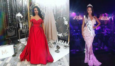 """O moldoveancă a devenit câștigătoarea titlului ,,Miss Europe Queen of Nations 2018"""""""