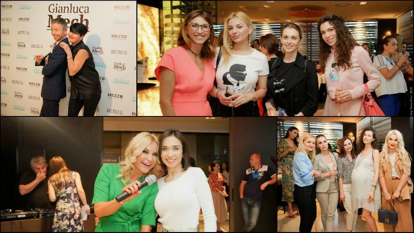 Foto: Persoanele publice, dar și toți cei interesați de modul sănătos de viață au participat la showul culinar inedit cu celebrul nutriționist Gianluca Mech!