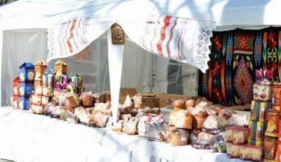 Târg de Paști organizat în Capitală