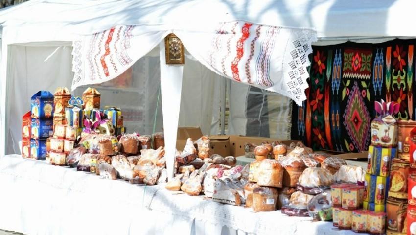 Foto: Târg de Paști organizat în Capitală