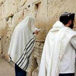 Foto: Mii de evrei s-au închinat la Zidul Plângerii din Ierusalim