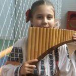 Foto: O micuță artistă de numai 10 ani, a murit subit din cauza unei viroze complicate cu encefalită