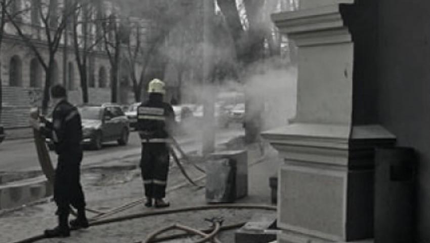 """Foto: Dezmințire! În restaurantul ,,La Taifas"""" NU s-a produs un incendiu"""