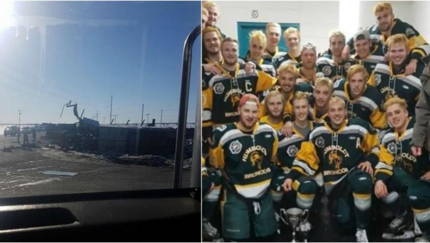 Foto: O întreagă echipă a fost implicată într-un accident teribil. 14 sportivi și-au pierdut viața