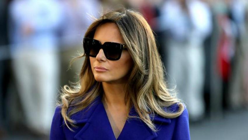 Foto: Melania Trump a renunțat la articolele vestimentare din blană naturală