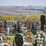 Foto: Atenție! Accesul transportului privat pe teritoriul cimitirelor din Capitală este interzis