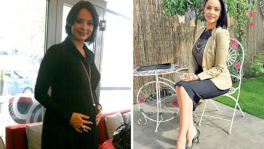 Foto: Andreea Marin a vorbit despre eforturile pe care le-a făcut pentru a rămâne însărcinată