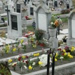 Foto: Atenție! Fără flori și decorațiuni din plastic pentru cei adormiți