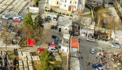 """La cimitirul ,,Sf. Lazăr"""" s-au pierdut cinci copii!"""