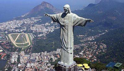 Surpriză! Cine este autorul minunii Statuia lui Iisus din Brazilia?