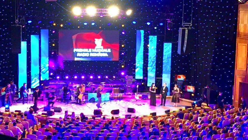 Foto: Gala Premiilor Muzicale Radio România 2018! Vezi cine sunt artiștii moldoveni care au câștigat trofeele