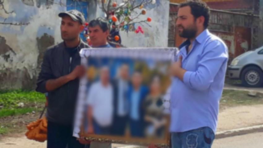 Foto: Bărbatul și cei trei copii ai săi, decedați în două accidente rutiere, au fost înmormântați