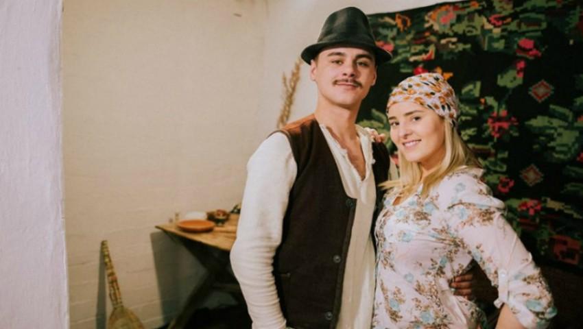 Foto: În pragul Sărbătorilor Pascale, Lia Taburcean a lansat o nouă piesă și videoclipul acesteia