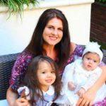Foto: Lenuța Burghilă a devenit bunică pentru a treia oară