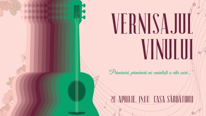 """Foto: ,,Vernisajul Vinului"""" – un număr record de companii vinicole vor participa la ediția de primăvară a evenimentului dedicat ,,Vinului Moldovei""""!"""