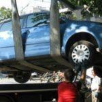 Foto: Mașinile parcate neregulamentar vor fi evacuate. Șoferii vor trebui să achite procedura