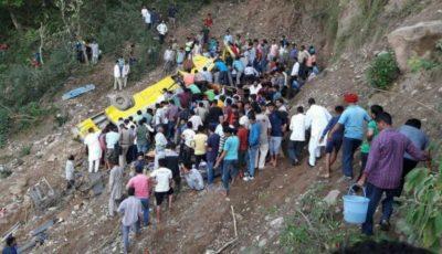 Accident rutier cu final tragic în India. 27 de copii au murit