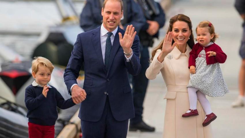 Kate Middleton a născut un băiat!