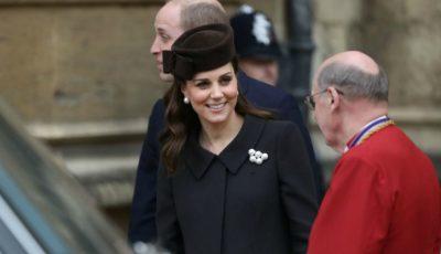 Familia Regală britanică a sărbătorit Paștele. Imagini inedite