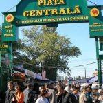 Foto: Două tone de fructe au fost retrase de pe tarabele din Piața Centrală