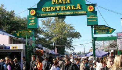 Două tone de fructe au fost retrase de pe tarabele din Piața Centrală