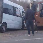Foto: O persoană a decedat într-un tragic accident pe traseul Anenii Noi-Chişinău