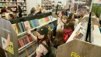 S-a deschis cea de-a XXII-a ediție a Salonului Internaţional de Carte pentru Copii şi Tineret